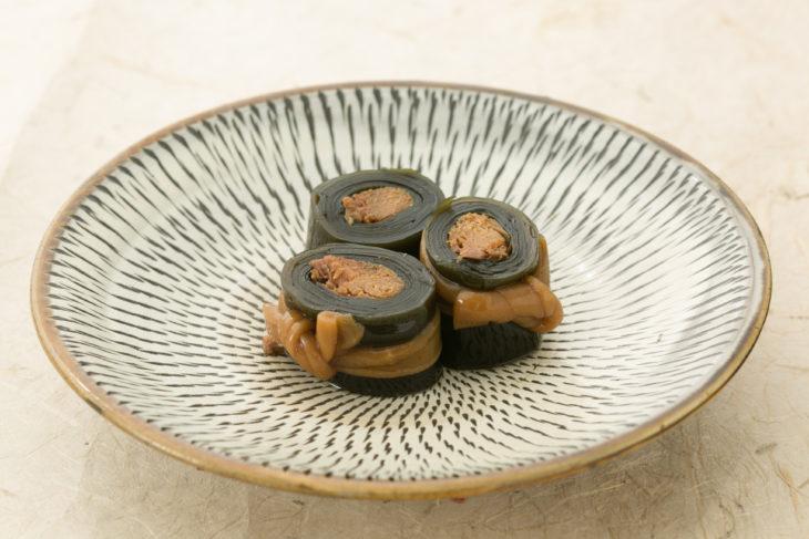 太巻おこぶ(鮭)